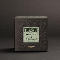 Thé Vert à la Menthe (50 sachets)