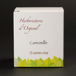 Camomille (25 sachets)
