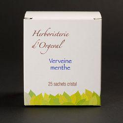 Verveine-Menthe (25 sachets)