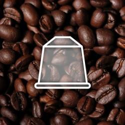 Capsules compatibles Nespresso x 50 Mélange Ristretto