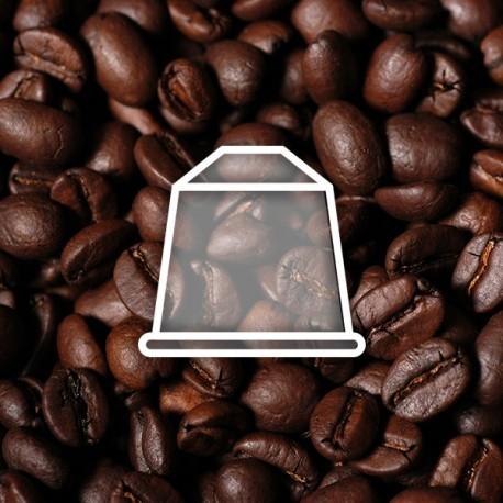 Capsules compatible Nespresso l'Assortiment Carton de 50 capsules