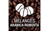 Mélanges Arabica-Robusta